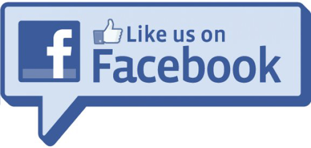 Like Us on Facebook Banner